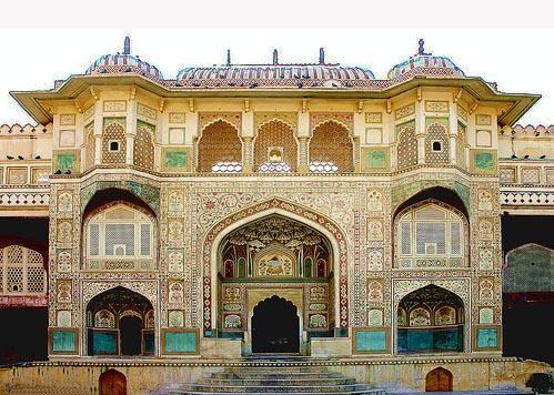 Amber Fort, Japiur