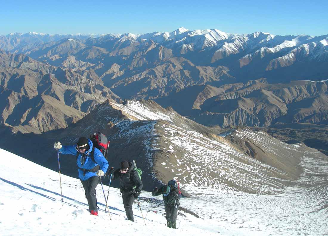Ladakh Trekking