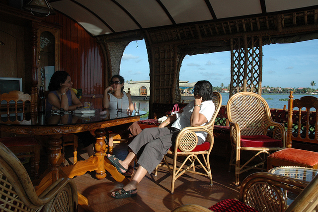 South India Houseboat
