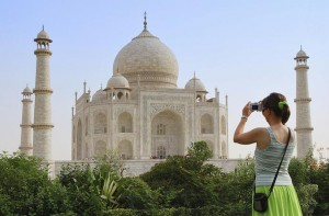 Taj Mahal Travel