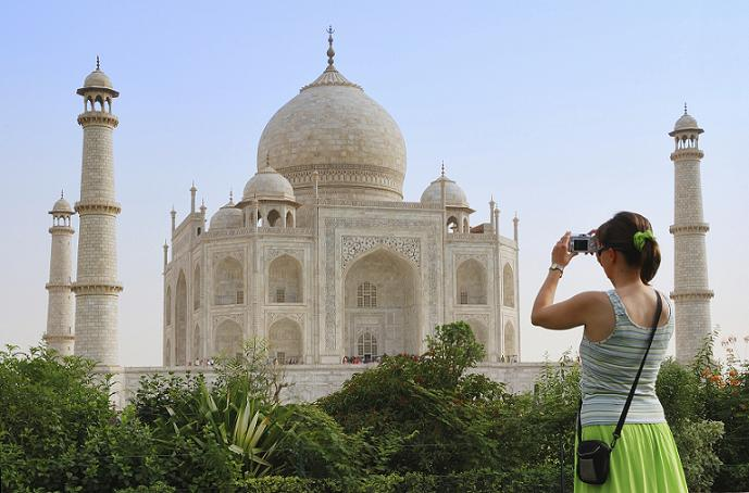 Taj Mahal Tour, Agra