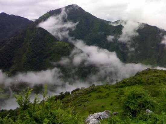 Mussoorie Tourism